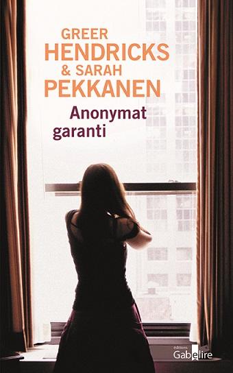 Anonymat garanti.indd